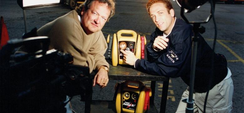 Fred Paddock & Tim Kerr